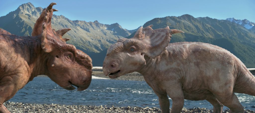 Pachyrhinosaurus